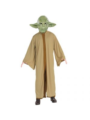 Yoda Adult Star Wars Official Licensed Costume 16804