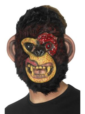 Zombie Chimp Mask 46993