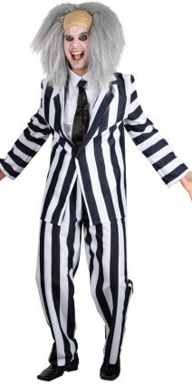 Beetlejuice Crazy Spirit Costume HM-5520