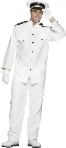 Captain Costume Smiffys 24850