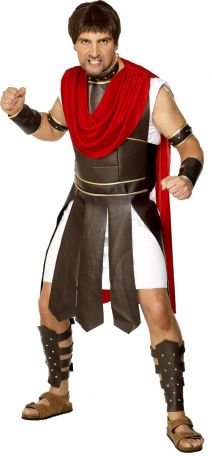 Centurion Costume Brown Smiffys 29549