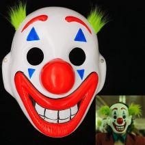 Joker 2019 Clown Mask 50026 Smiffys