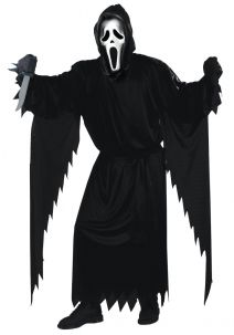 Scream 4 Official Mens Adult Costume - FunWorld Official Licensed