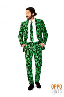Opposuits Cannaboss Fancy Dress Suit