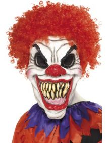 Scary Clown Mask 35710