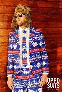 OppoSuits The Rudolph Fancy Dress Suit