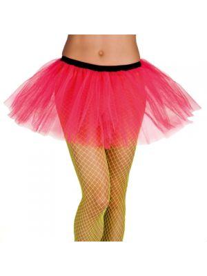 Tutu Neon Hot Pink Fancy Dress 01705