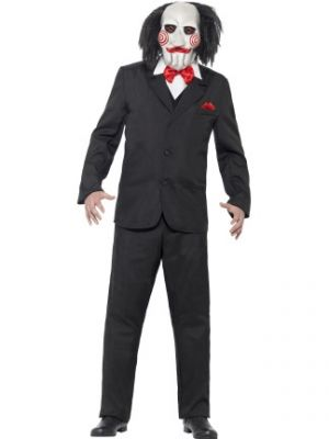 Saw Jigsaw Puppet Costume 20493