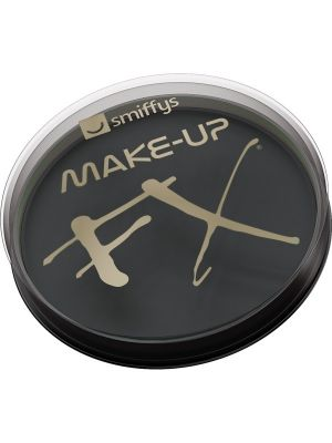 Smiffy's Make up FX Black Aqua Face Paint 23731