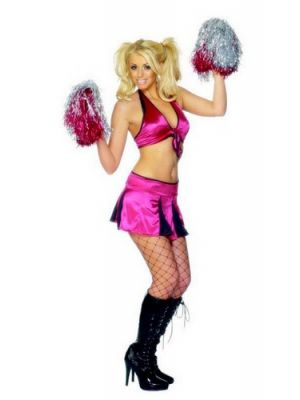 Cheerleader Costume Fever 27055