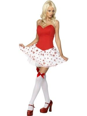 Cupid Cutey Costume 28057