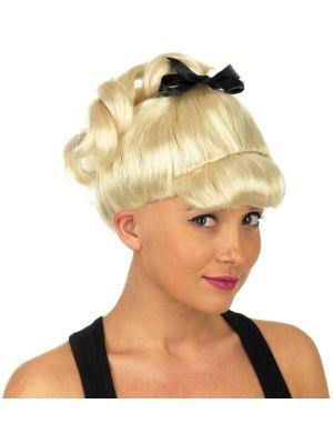 50's Girl Wig
