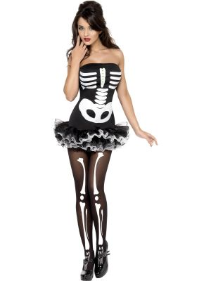 Skeleton Fever Costume 31969