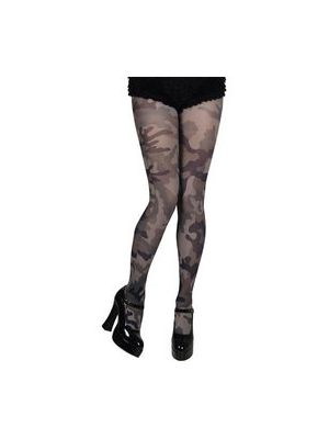 Camo Tights Fancy Dress