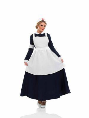 Victorian Nurse Costume 3283