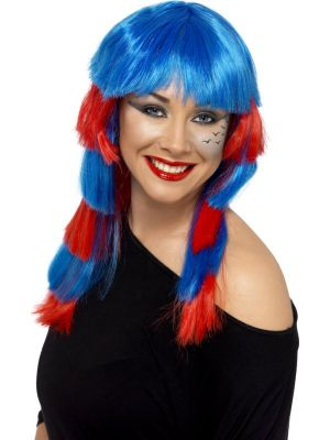 80's Rebel Girl Wig