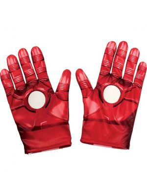 Iron Man Gloves Official Licensed 35694