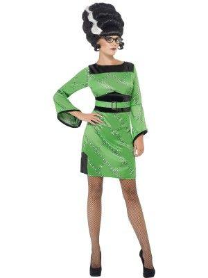Frankie Girl Halloween Costume 36130