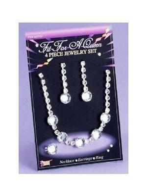 4 Piece Jewelry Set 55522