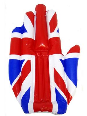 Inflatable Union Jack Hand X99 143