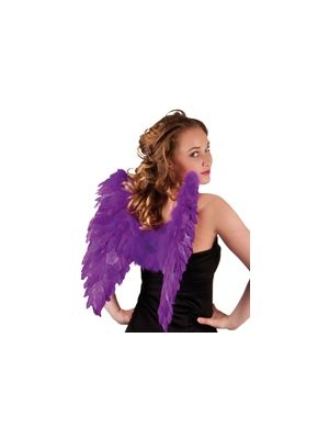 Angel Wings Purple 50cmx50cm 52824