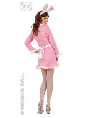 Bunny Costume Pink Widmann