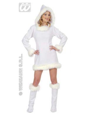 Eskimo Girl  Costume Ladies 5752