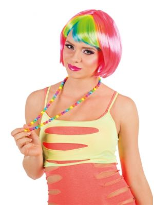 Neon Necklace Rave 64318