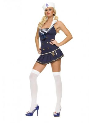 Shipmate Cutie Costume 83272
