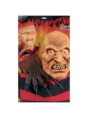 Freddy Krueger Friday The 13th Blister Kit - Official Movie Merchandise