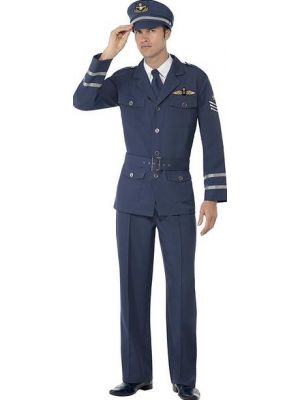 Air Force Captain Costume  38830