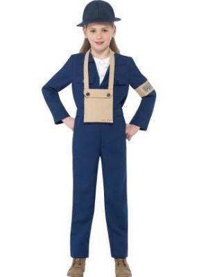 Air Warden Costume  27131