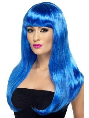 Babelicious Wig Blue 42423
