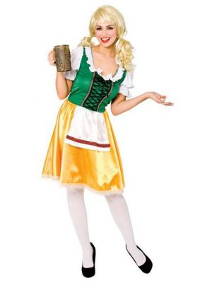 Bavarian Beer Girl Costume  EF-2162