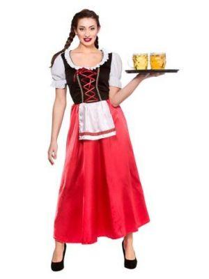 Bavarian Beer Wench Costume  EF-2198