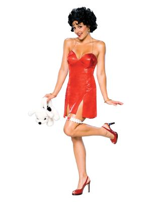 Betty Boop Costume  888641