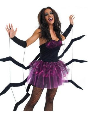 Black Widow Spider Costume  3064