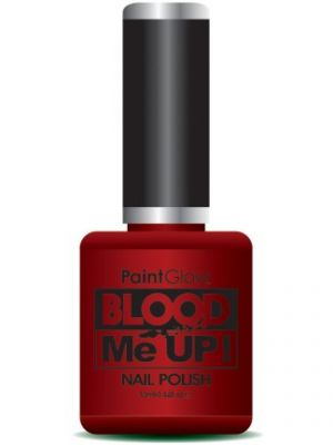 Blood Me Up Nail Polish Red 10 ml 46206