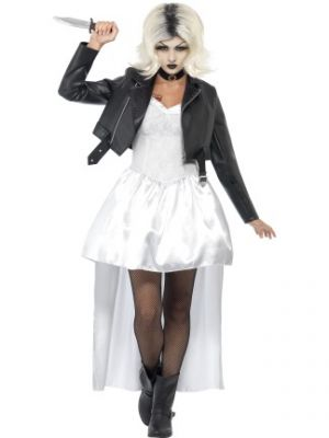 Bride of Chucky Costume  Fancy Dress 27077