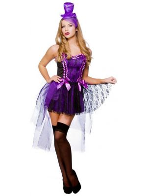 Burlesque Beauty Costume  SF-0143
