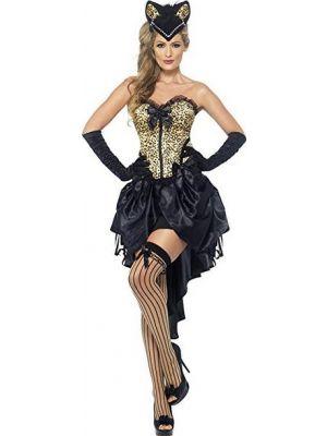 Burlesque Kitty Costume  22356