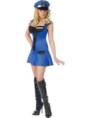 Captain Cuff Me Costume  122414