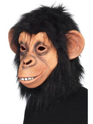 Chimp Mask Full Overhead 39507
