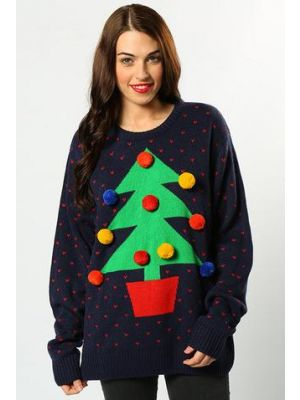 Christmas Tree Nyrg Jumper CS425