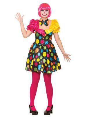Circus Clown Female Costume  EF-2233