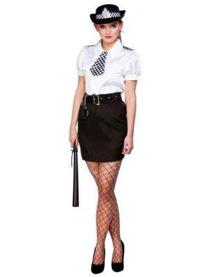Constable Cutie Costume  SF-0144