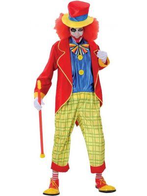 Crazy Clown Costume  EM-3085