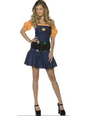 DIY Babe Costume  31121