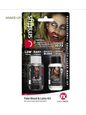 Fake Blood and Latex 29.57ml 46763