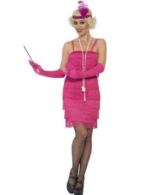 Flapper Short Costume  44669